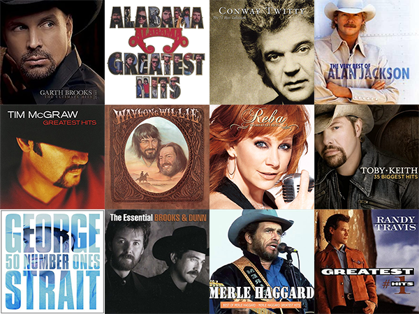 Classic Country Artists